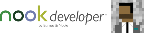 Nook App Developer Post