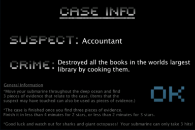 case info