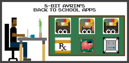 Backtoschool app promo 2015