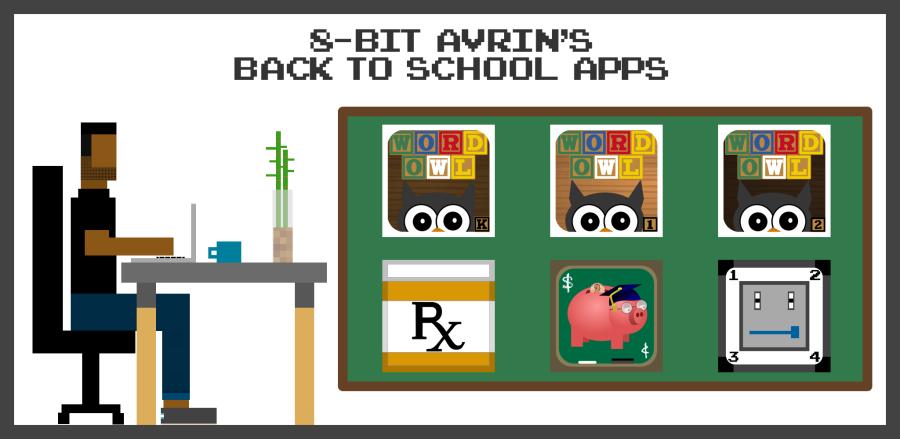 Backtoschool app promo 2015